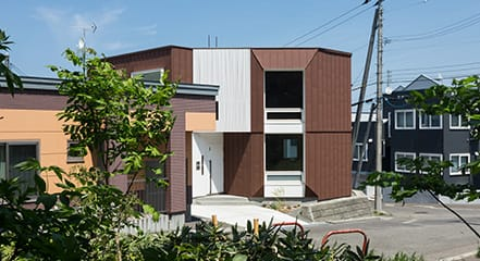 House in Miyanosawa