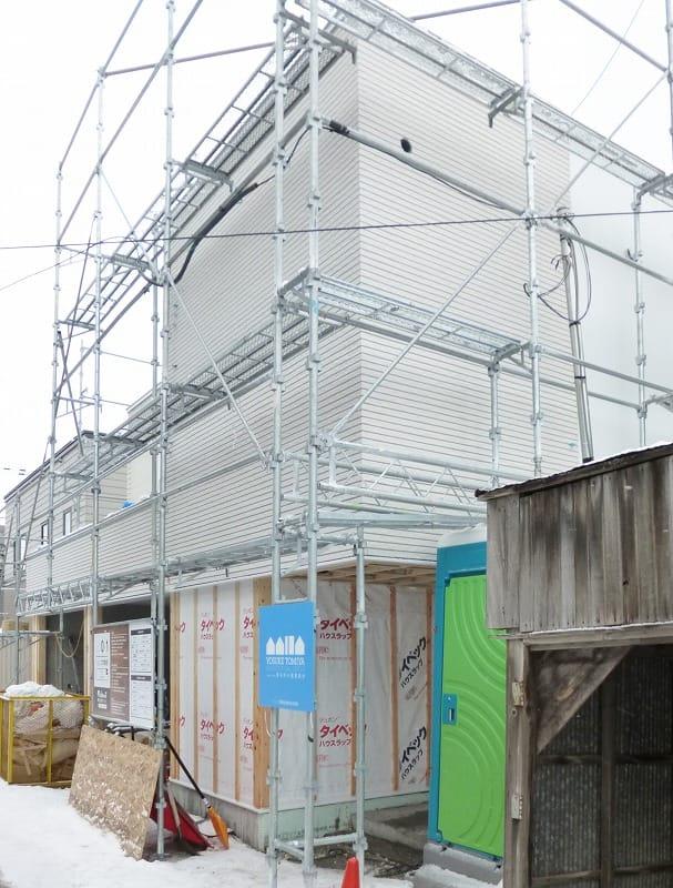 外壁タイル 富谷洋介建築設計
