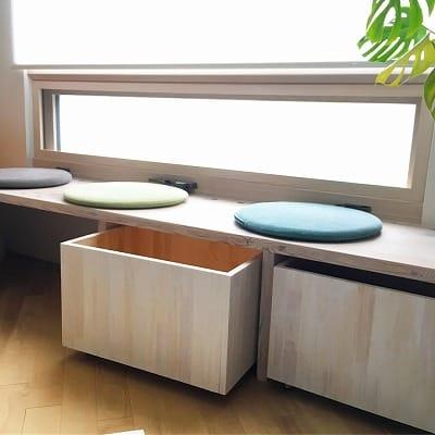 DIYおもちゃ箱 富谷洋介建築設計