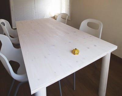 DIYテーブル 富谷洋介建築設計