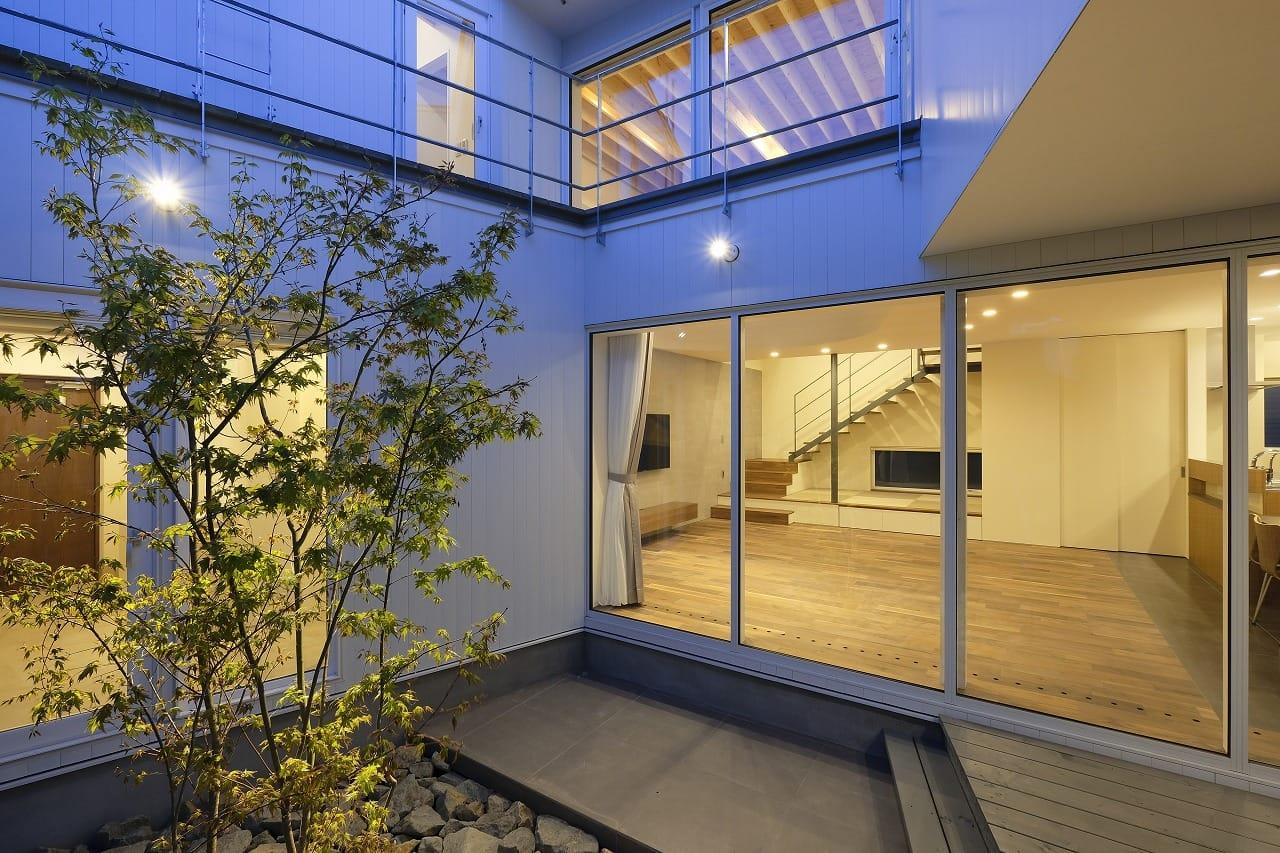 第18回「きらりと光る北の建築展」に「集光の家」が展示されます。