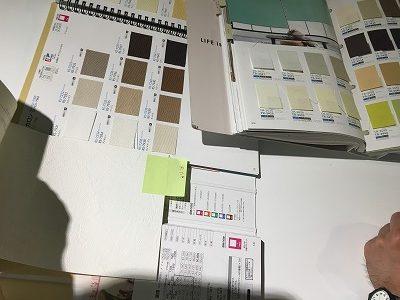 カフェ併用住宅、仕上げへ【Project YA】