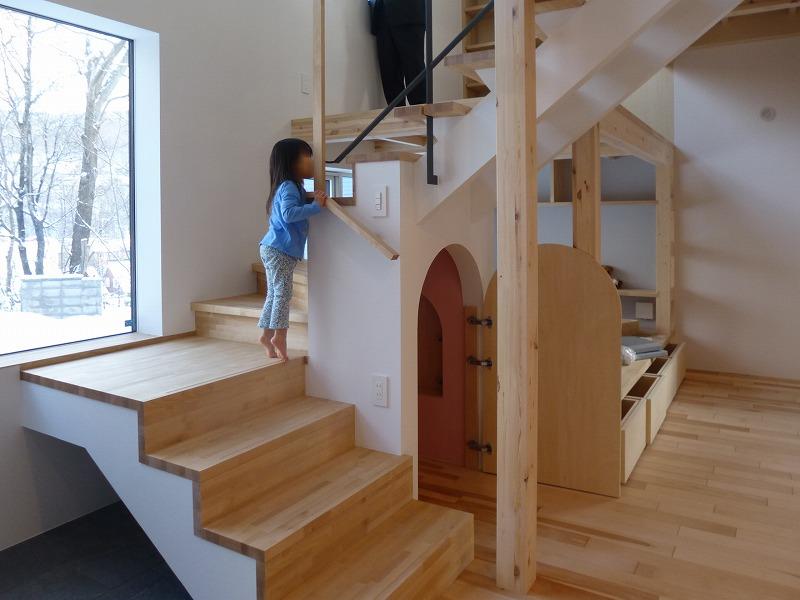 風景を望む住宅が竣工しました【Project KA】